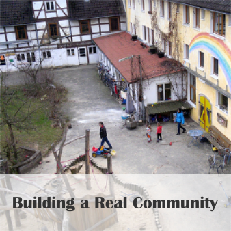 training: community building