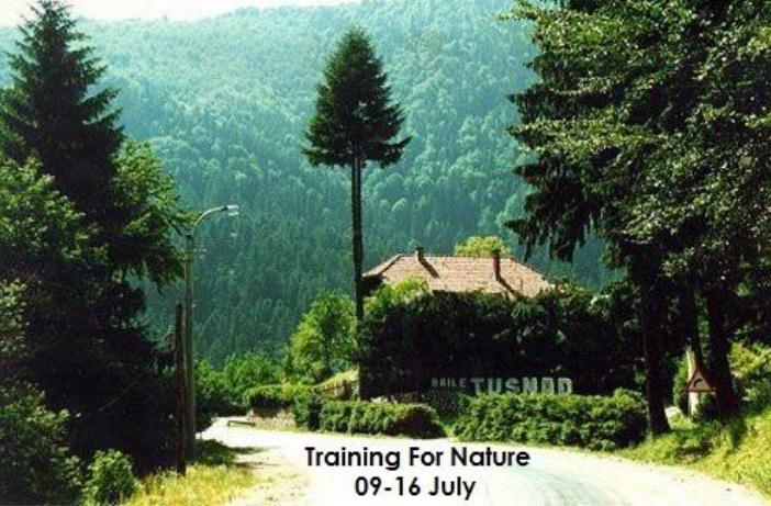 Juli 2017: Training for Nature