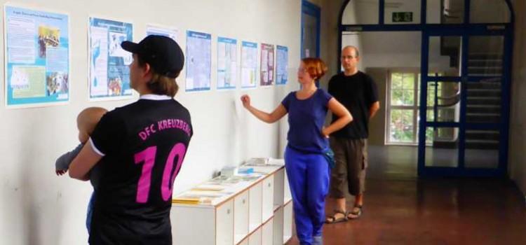 Exhibition Water & Sustainability in KuBiZ
