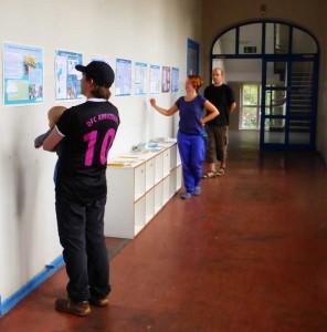 Ausstellung Wasser und Nachhaltigkeit im KuBiZ