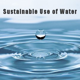 Sustainable Use of Water - Waterpartnership