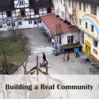training: community building