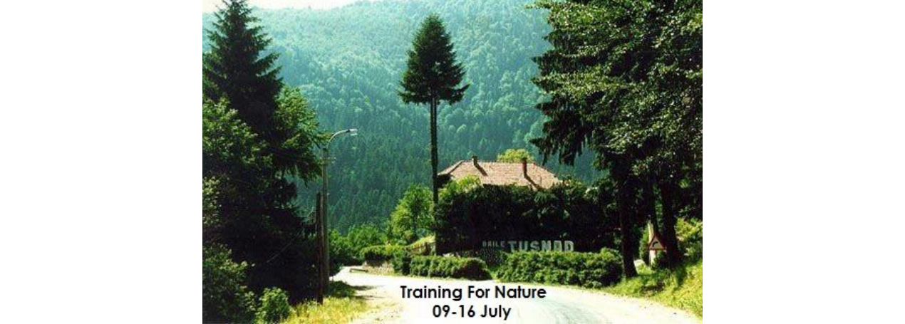Bericht: Training for Nature